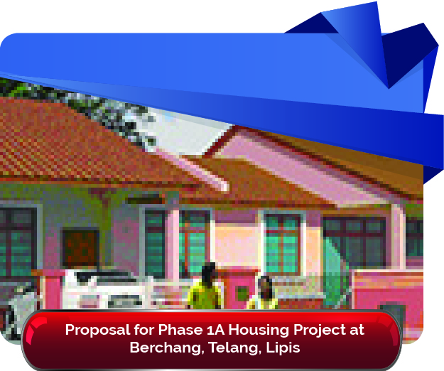 Proposal for Phase 1A Housing Project at Berchang Telang Lipis 01