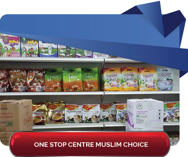 ONE STOP CENTRE MUSLIM CHOICE 01